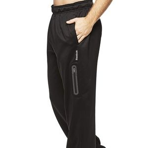 Reebok tremont sweatpants black new M medium
